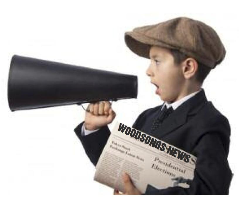 woodsongs newsletter