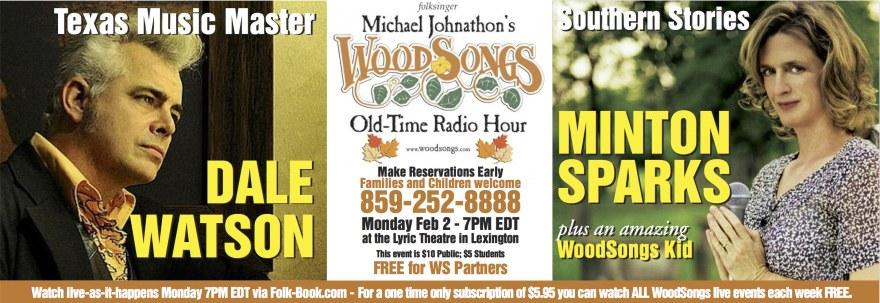 WoodSongs 02-02-2015